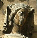 Carving of Eleanor