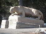 Nitttany Lion Shrine
