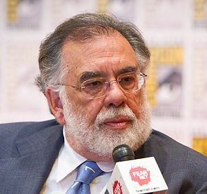 A photo of Francis Ford Coppola