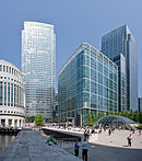 Canary Wharf Wide View, London - July 2009.jpg