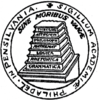 1757 Seal of the Trustees of the University of Pennsylvania