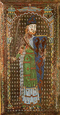 Picture of Geoffrey of Anjou
