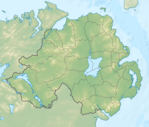 Operation Conservation is located in Northern Ireland