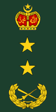 Major General insignia of Malaysian Army.png
