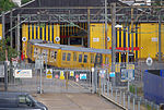 Willesden Junction station MMB 55 Willesden TMD 313121 172101