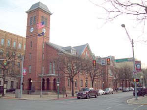Clearfield County Courthouse Apr 10.JPG