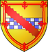 Arms of Stewart of Galloway
