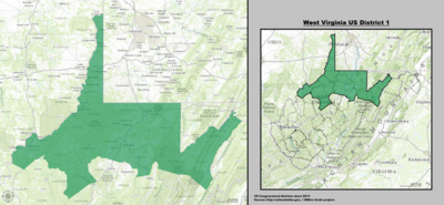 West Virginia US Congressional District 1 (since 2013).tif