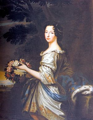 Anne Marie d'Orléans, Princess of France and future Duchess of Savoy and Queen of Sardinia.jpg