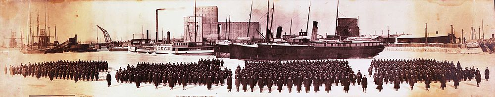 23rd Batalion of Quebec City, second Canadian Expeditionary Force.jpg