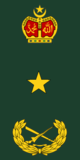 Brigadier General insignia of Malaysian Army.png