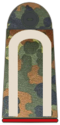 German sergeant (Unteroffizier) shoulder board