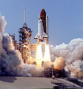 Launch of STS-30 on May 4, 1989