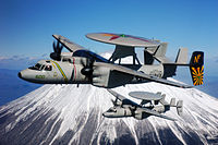 E-2C Hawkeye and Mount Fuji.jpg