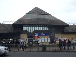 Ilford station building 2015.JPG