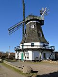 Windmill of Grevesmühlen