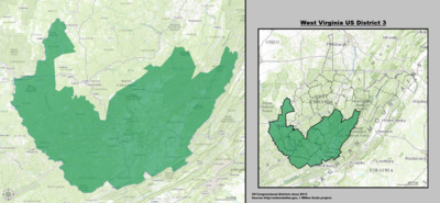 West Virginia US Congressional District 3 (since 2013).tif