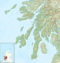 Tiree is located in Argyll and Bute