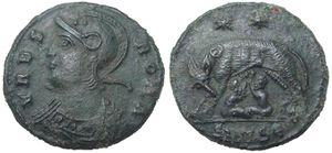 Commemorative Ancient Coin of Constantinople