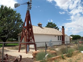 Schoolhouse of the Short Creek Community