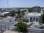 Downtown Bakersfield