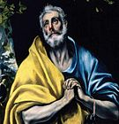 Detail from El Greco