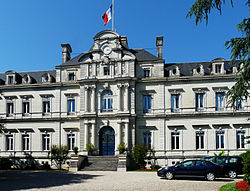 Prefecture building of the Dordogne department, in Périgueux