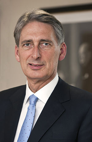 Philip Hammond, Secretary of State for Defence.jpg