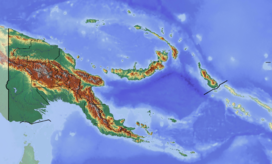 Ulawun is located in Papua New Guinea