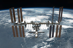 International Space Station (STS-134)