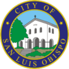 Official seal of San Luis Obispo, California