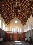 Great Hall interior