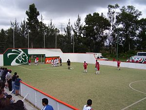 Indoor Soccer Game in Mexico.JPG