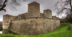 A medieval fortress