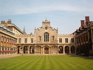 Peterhouse Old Court