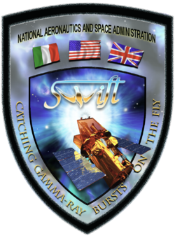 Swift Gamma-Ray Burst Mission patch (transparent).png