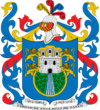 Coat of arms of San Juan de Pasto