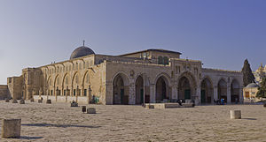 Israel-2013-Jerusalem-Temple Mount-Al-Aqsa Mosque (NE exposure).jpg